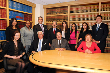Friedman Levy Team of Injury Lawyers